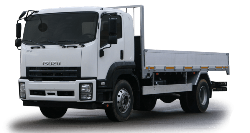 Аренда грузовика на 10 тонн