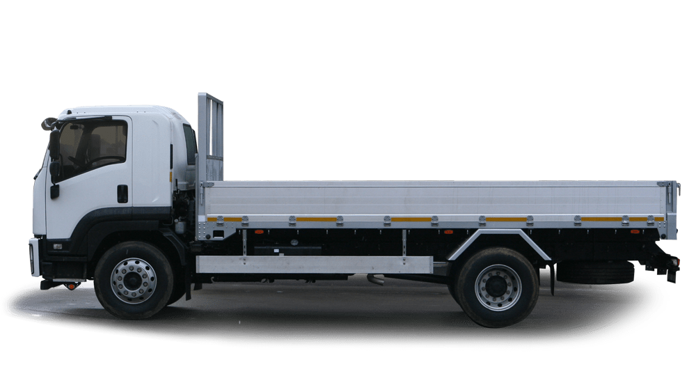 бортовые грузовики открытые
