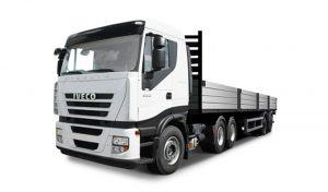 Аренда грузовика на 20 тонн